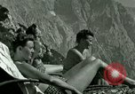 Image of Eva Braun's friends Berchtesgaden Germany, 1940, second 10 stock footage video 65675077723