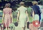 Image of Eva Braun Germany, 1940, second 10 stock footage video 65675077734
