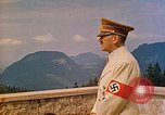 Image of Adolf Hitler Berchtesgaden Germany, 1940, second 10 stock footage video 65675077744