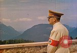 Image of Adolf Hitler Berchtesgaden Germany, 1940, second 12 stock footage video 65675077744