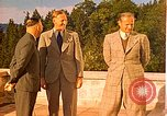 Image of  Hitler, Heydrich, Himmler, and Wolff , at Berghof Berchtesgaden Germany, 1940, second 5 stock footage video 65675077745