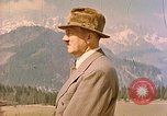 Image of Adolf Hitler Berchtesgaden Germany, 1940, second 4 stock footage video 65675077751