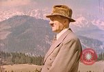 Image of Adolf Hitler Berchtesgaden Germany, 1940, second 5 stock footage video 65675077751