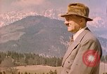 Image of Adolf Hitler Berchtesgaden Germany, 1940, second 6 stock footage video 65675077751