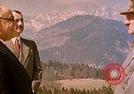 Image of Adolf Hitler Berchtesgaden Germany, 1940, second 9 stock footage video 65675077751