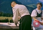 Image of Berghof terrace Berchtesgaden Germany, 1940, second 7 stock footage video 65675077759