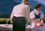 Image of Berghof terrace Berchtesgaden Germany, 1940, second 10 stock footage video 65675077759