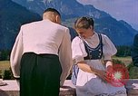 Image of Berghof terrace Berchtesgaden Germany, 1940, second 11 stock footage video 65675077759