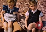 Image of Bormann children Berchtesgaden Germany, 1940, second 9 stock footage video 65675077764