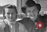 Image of Eva Braun Berchtesgaden Germany, 1940, second 2 stock footage video 65675077782