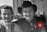 Image of Eva Braun Berchtesgaden Germany, 1940, second 3 stock footage video 65675077782
