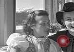 Image of Eva Braun Berchtesgaden Germany, 1940, second 4 stock footage video 65675077782