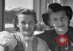 Image of Eva Braun Berchtesgaden Germany, 1940, second 6 stock footage video 65675077782