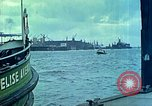 Image of Eva Braun's family viewing the Manhattan and other ships Hamburg Germany, 1940, second 4 stock footage video 65675077788