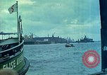 Image of Eva Braun's family viewing the Manhattan and other ships Hamburg Germany, 1940, second 7 stock footage video 65675077788