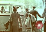 Image of Eva Braun's family boarding ocean liner Hamburg Germany, 1938, second 2 stock footage video 65675077789