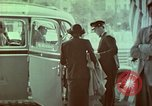 Image of Eva Braun's family boarding ocean liner Hamburg Germany, 1938, second 7 stock footage video 65675077789