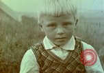 Image of Icelandic children Iceland, 1938, second 4 stock footage video 65675077792