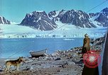 Image of snow covered mountains Greenland, 1938, second 11 stock footage video 65675077798