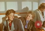Image of Eva Braun Atlantic Ocean, 1938, second 6 stock footage video 65675077799