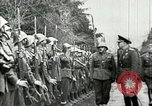 Image of Marshal Ion Antonescu Odessa Ukraine, 1941, second 7 stock footage video 65675077803