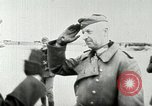 Image of Marshal Ion Antonescu Eastern Front European Theater, 1941, second 10 stock footage video 65675077804