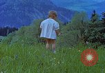 Image of Uschi Schneider Berchtesgaden Germany, 1940, second 4 stock footage video 65675077813