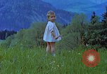 Image of Uschi Schneider Berchtesgaden Germany, 1940, second 5 stock footage video 65675077813
