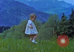 Image of Uschi Schneider Berchtesgaden Germany, 1940, second 7 stock footage video 65675077813