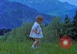 Image of Uschi Schneider Berchtesgaden Germany, 1940, second 8 stock footage video 65675077813