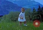 Image of Uschi Schneider Berchtesgaden Germany, 1940, second 9 stock footage video 65675077813