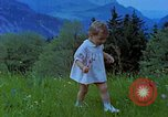 Image of Uschi Schneider Berchtesgaden Germany, 1940, second 10 stock footage video 65675077813