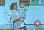 Image of Herta Schneider Berchtesgaden Germany, 1940, second 12 stock footage video 65675077814