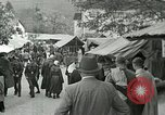 Image of Hitler's inner circle Berchtesgaden Germany, 1940, second 6 stock footage video 65675077817
