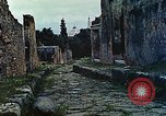 Image of Roman ruins Pompeii Italy, 1938, second 3 stock footage video 65675077849