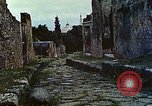 Image of Roman ruins Pompeii Italy, 1938, second 4 stock footage video 65675077849