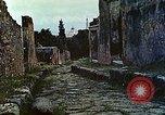 Image of Roman ruins Pompeii Italy, 1938, second 5 stock footage video 65675077849