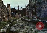 Image of Roman ruins Pompeii Italy, 1938, second 6 stock footage video 65675077849
