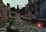 Image of Roman ruins Pompeii Italy, 1938, second 7 stock footage video 65675077849