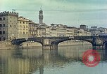 Image of Arno River Florence Italy, 1938, second 3 stock footage video 65675077850