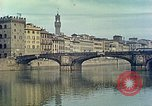 Image of Arno River Florence Italy, 1938, second 4 stock footage video 65675077850