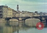 Image of Arno River Florence Italy, 1938, second 5 stock footage video 65675077850