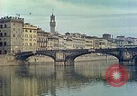 Image of Arno River Florence Italy, 1938, second 7 stock footage video 65675077850