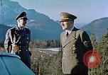Image of Adolf Hitler Berchtesgaden Germany, 1940, second 10 stock footage video 65675077859
