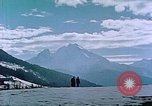 Image of Eva Braun Berchtesgaden Germany, 1940, second 10 stock footage video 65675077861