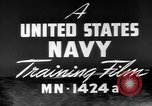 Image of U.S. Navy Motor Torpedo Boat training in World War II United States USA, 1944, second 7 stock footage video 65675077863