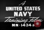 Image of U.S. Navy Motor Torpedo Boat training in World War II United States USA, 1944, second 8 stock footage video 65675077863