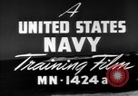 Image of U.S. Navy Motor Torpedo Boat training in World War II United States USA, 1944, second 9 stock footage video 65675077863