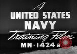Image of U.S. Navy Motor Torpedo Boat training in World War II United States USA, 1944, second 10 stock footage video 65675077863