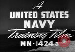 Image of U.S. Navy Motor Torpedo Boat training in World War II United States USA, 1944, second 11 stock footage video 65675077863